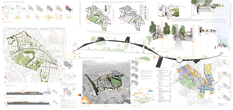Grangegorman submission boards